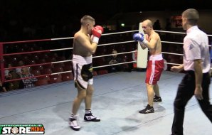 Watch: Karl Kelly vs Damian Lawniczak - Red Corner Promotions: Champions Elect