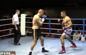 Watch: Manny Bique vs Vladimir Belujsky - Red Corner Promotions: Champions Elect