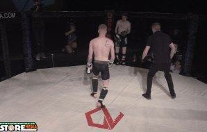 Watch: Larry Haggins vs Jonathan Delaney - Cage Legacy 4: Halloween Havoc