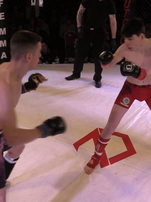 Watch: Ruairi Lavery vs William Cooper - Cage Legacy 5