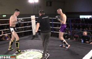 Watch: Conor Coughlin vs Gary Morgan - The Takeover 10