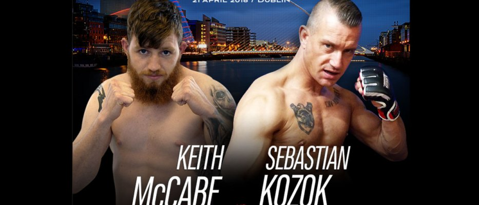 Bushido MMA returns to Dublin on April 21