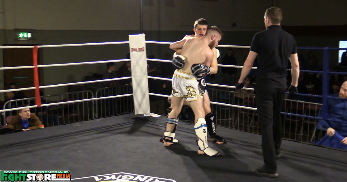 Watch: Finn Larson vs Conor O'Reilly - The Takeover 10