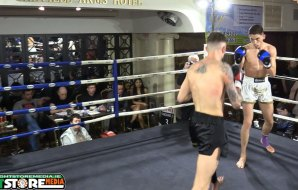 Watch: Dawid Wogan vs Dano O'Toole - RFC 2