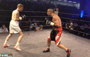 Eric Donovan vs Ignac Kassai - Ring Kings