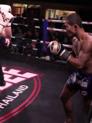 Ryan Sheehan vs Thepnimit Sitmonchai - Siam Warriors Superfights: Sheehan v Sitmonchai