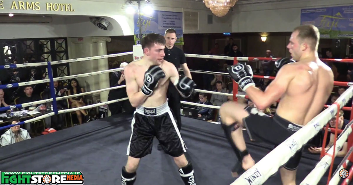 Watch: Viktors Sorokins vs Killian Quinn - RFC2