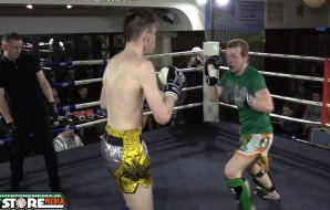 Watch: Brandon Lowbridge vs Ciaran Flanelly - RFC 2
