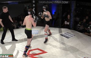Watch: Dylan Doherty vs Carl McKeever - Cage Legacy 7