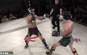 Watch: Stephen McPeake vs Erik Luko - Cage Legacy 7