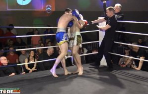 Watch: Diarmuid Dunne vs Jack Kelly - Evolution Fight Night