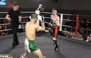 Watch: Fabio Viti vs James McGuirk - Evolution Fight Night