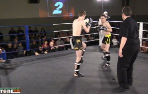 Watch: Jake Whelan vs Evan Cleary - Evolution Fight Night
