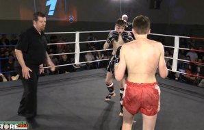 Watch: Liam Hand vs Ceilim Gannon - Evolution Fight Night