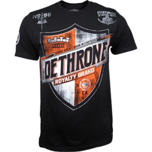Mike Swick UFC on Fox 4 walkout shirt front
