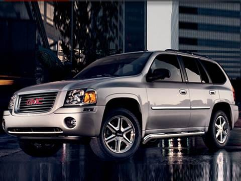2009 GMC Envoy   Pricing  Ratings   Reviews   Kelley Blue Book 2009 gmc envoy