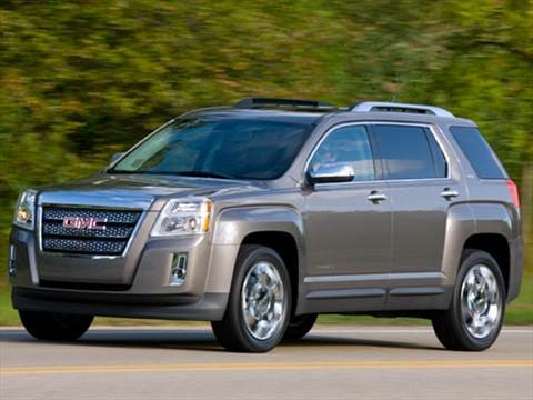 2011 GMC Terrain   Pricing  Ratings   Reviews   Kelley Blue Book 2011 gmc terrain