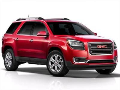 2013 GMC Acadia   Pricing  Ratings   Reviews   Kelley Blue Book 2013 gmc acadia