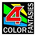 4 Color Fantasies Squar Color Logo