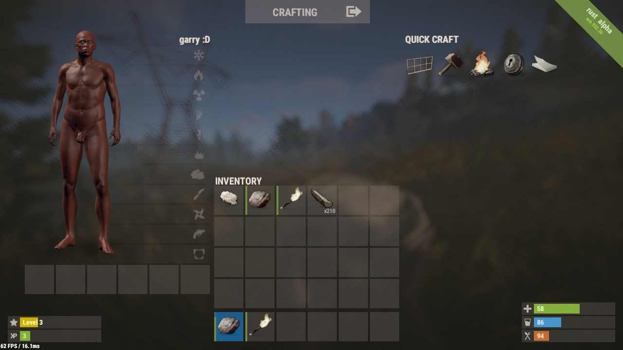 How To Use Out Of Game Crafting In Rust