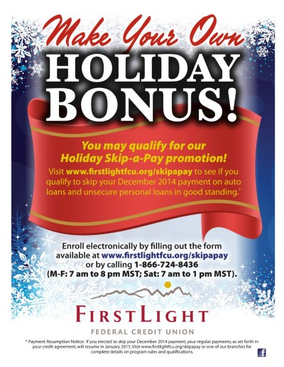 FirstLight Federal Credit Union | El Paso, Texas | Las Cruces, New Mexico | News