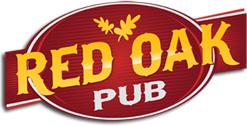 red oak pub logo