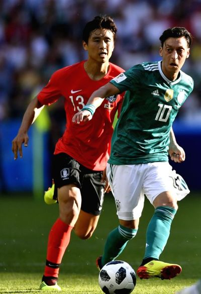 RUSSIA-KAZAN-2018 WORLD CUP-GROUP F-GERMANY VS SOUTH KOREA