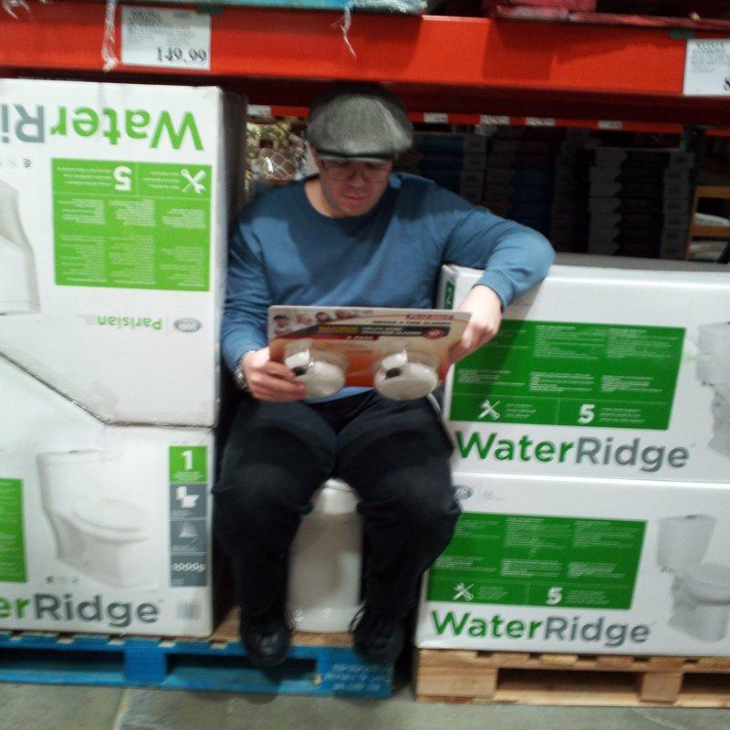 Large Of Water Ridge Toilet