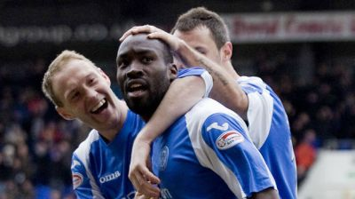 St Johnstone set to lose Gregory Tade as he travels for talks with CFR Cluj | St Johnstone | Sport