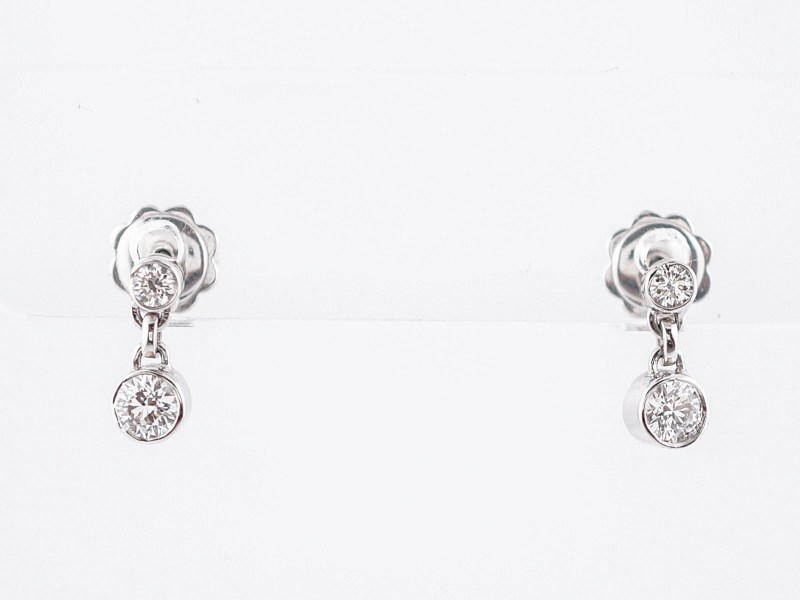 Large Of White Gold Earrings