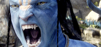 Jake Sully, Avatar, Angry