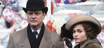 Colin Firth, Helena Bonham Carter, The King's Speech