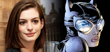 Anne Hathway, Catwoman, Selina Kyle