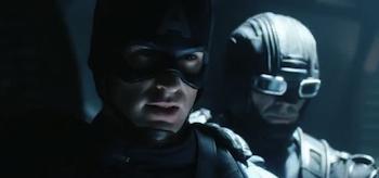 Chris Evans, Captain America: The First Avenger, 2011