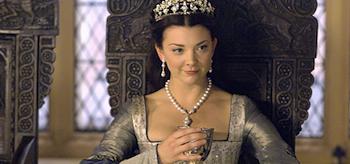 Natalie Dormer, The Tudors, 2008