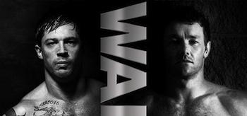Warrior (2011) Movie Poster 2, 02