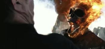 Nicholas Cage, Ghost Rider Spirit of Vengeance 2012