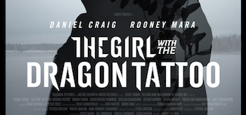 The Girl with the Dragon Tattoo Movie Poster, 02