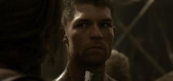 Liam McIntyre, Spartacus Vengeance