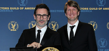 Michel Hazanavicius, Director's Guild of America Awards 2011