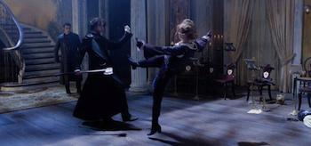 Rufus Sewell, Benjamin Walker, Erin Wasson, Abraham Lincoln: Vampire Hunter