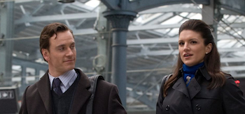 Gina Carano, Michael Fassbender, Haywire
