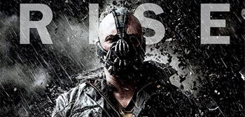 The Dark Knight Rises Bane Poster