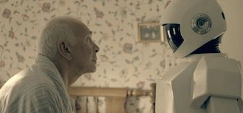 Frank Langella Robot and Frank