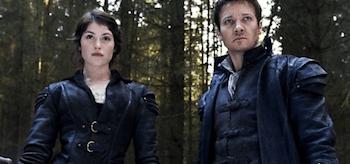 Jeremy Renner Gemma Arterton Hansel and Gretel Witch Hunters