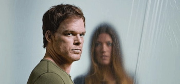 Michael C Hall Jennifer Carpenter Dexter