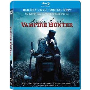 Abraham Lincoln Vampire Hunter Blu-ray
