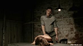 David Morrissey Lauren Cohan The Walking Dead When the Dead Come Knocking