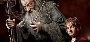 Martin Freeman Ian McKellen The Hobbit An Unexpected Journey