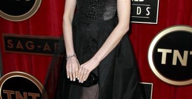 Anne Hathaway Screen Actors Guild Awards 2013